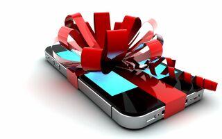 Какой телефон подарить девушке