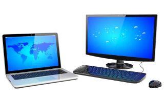 Настройка яркости экрана на ПК и ноутбуке