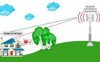 Плохая мобильная связь или интернет на даче – что делать?