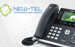 IP-телефония New-Tel — описание, как работает
