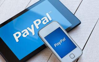 Как создать личную учетную запись PayPal