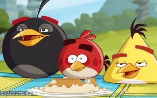 Angry birds — игра нового поколения