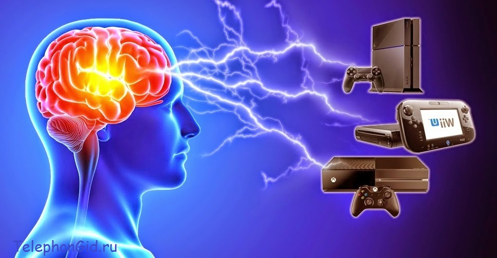 Как современные гаджеты влияют на человеческий мозг