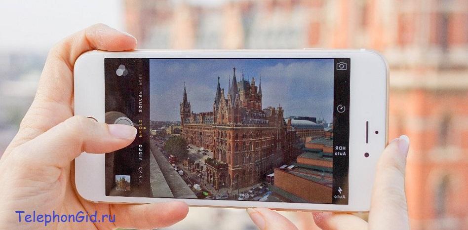 Как вручную настроить камеру телефона, чтобы она создавала отличные фотографии