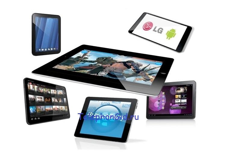 Советы по уходу за сенсорными экранами планшетов и смартфонов