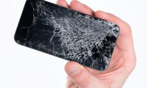 Треснул экран на смартфоне что делать