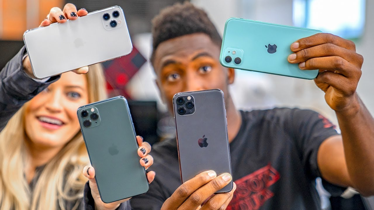 Почему многие пользователи выбирают Apple iPhone