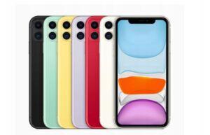 Обзор на iPhone 11 цвета